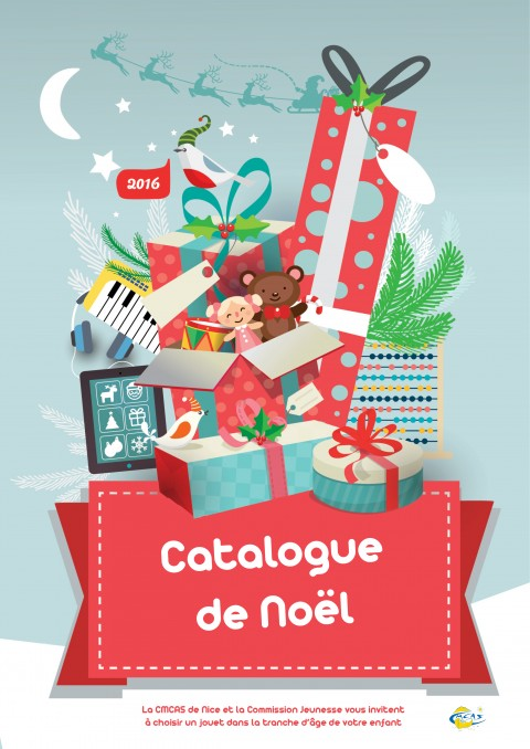 Catalogue Arbre de Noël 2016