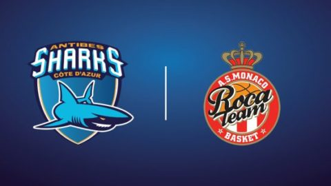 Match SHARKS – AS MONACO (16.03.18)