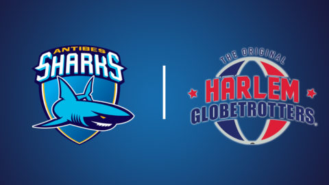 Match SHARKS – HARLEM GLOBETROTTERS (09.03.18)