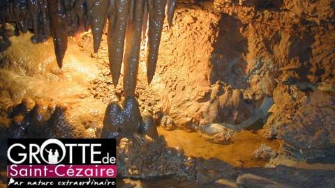 Grotte de St Cézaire