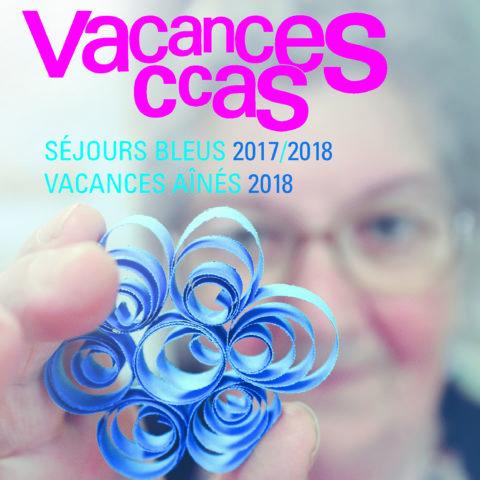 Séjours Bleus 2017-2018 & Vacances Aînés 2018