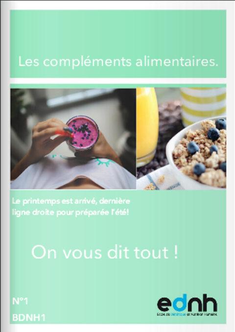 La Gazette : Les Compléments Alimentaires