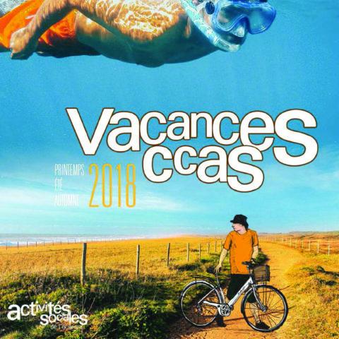 Catalogue Vacances Printemps-Été-Automne 2018