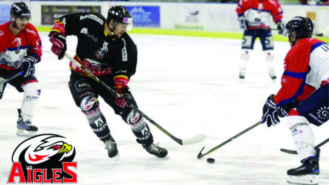 Hockey : les Aigles de Nice