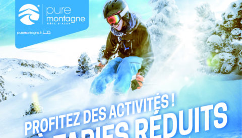 Carte Pure Montagne