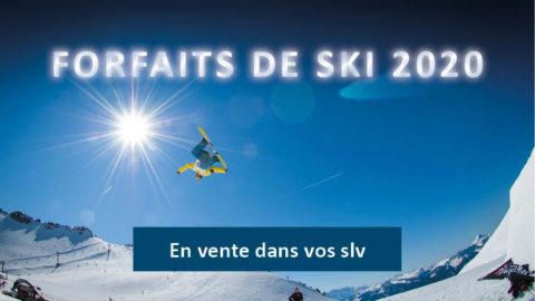 Forfaits de ski 2020