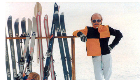 Week-end ski au berger