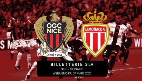 Billetterie OGCN / Monaco