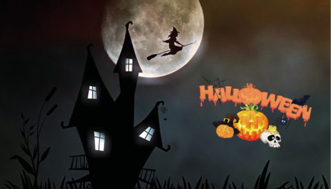Halloween Party !!