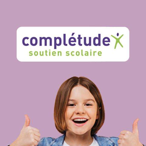 Offre Completude – Soutien scolaire spécial confinement