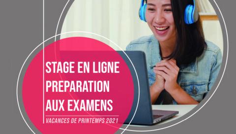 Préparation aux examens en ligne