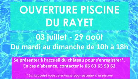 Piscine du Rayet